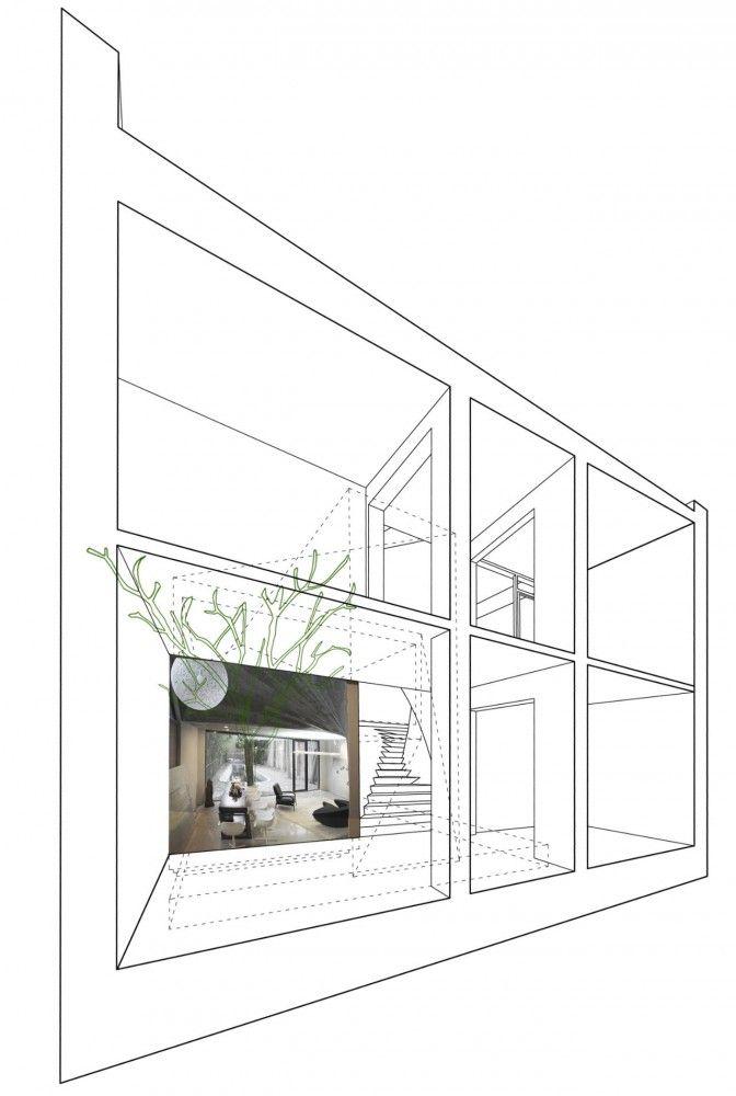 40 best ARCHITECTURE Rendering Ideas images on Pinterest - new blueprint interior design magazine