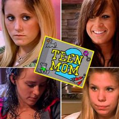 Lights, Cameras, Action! 'Teen Mom 2' Stars Jenelle, Leah, Kaily & Chelsea Filming More Scenes For MTV   Radar Online