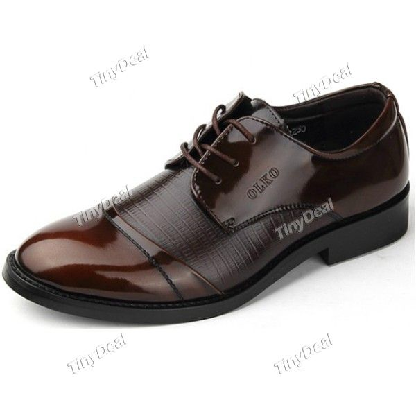 Gradient Party Office/Formal Comfortable Lace up Shoes for Men NSC-201642