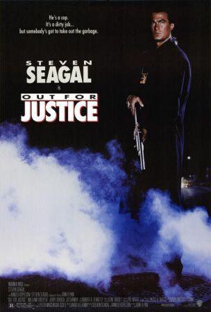 Steven Seagal buscando justicia