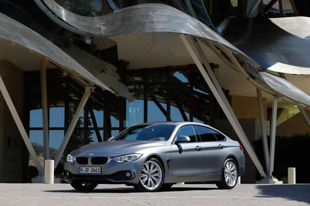 BMW 4-Series Gran Coupe-1