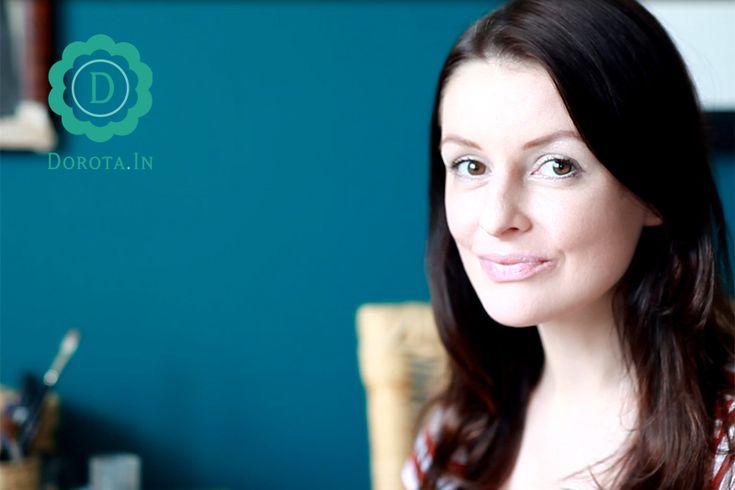 Makijaż nude czyli no makeup.  http://dorota.in/makijaz-no-makeup/  #tutorial #beauty #uroda