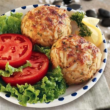 I believe I'm going to like this recipe better than the Whole Foods recipe! More original for Maryland style crab cake, you know ... no vegies!!