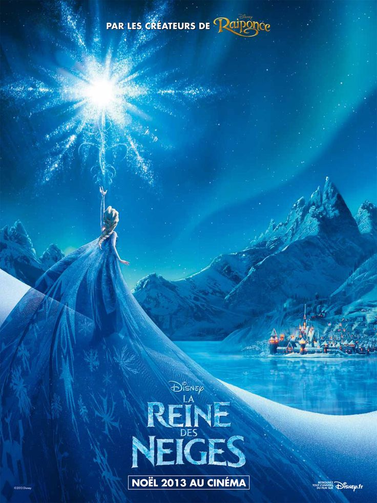 La Reine des Neiges de Chris Buck et Jennifer Lee, 2013