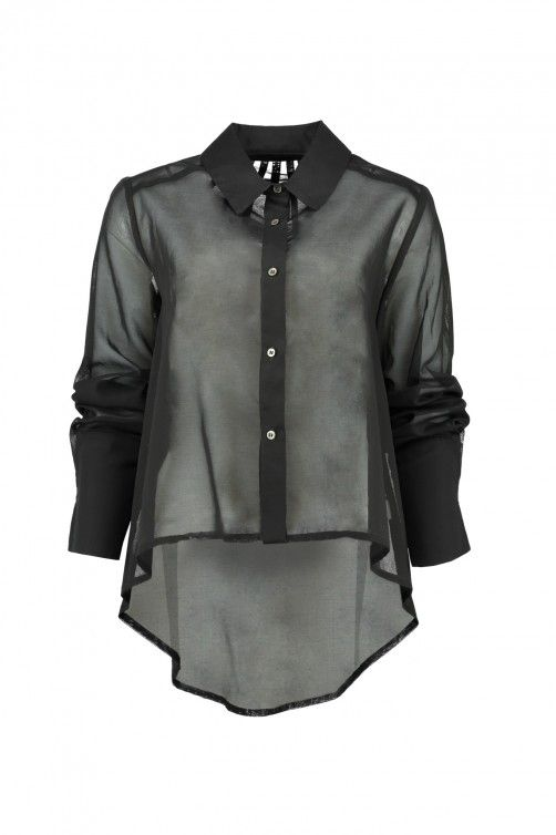 Index Shirt - Black