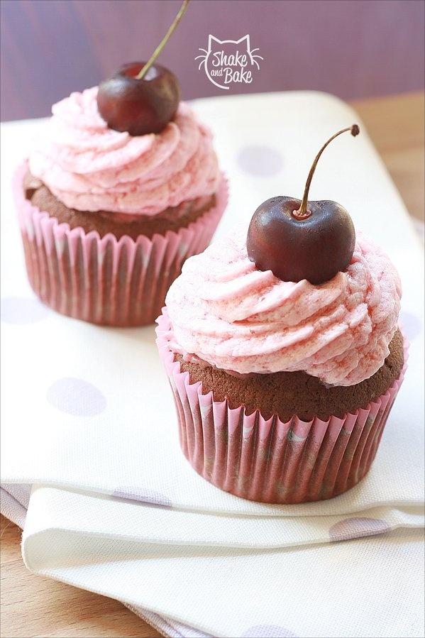cupcakes cherry cola di gaietta (shake)