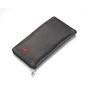 Органайзер для путешествий RED PEPPER, черный с красным