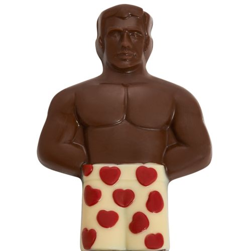 The Perfect Man (Hey, He's Solid Chocolate!) | Dylan's Candy Bar