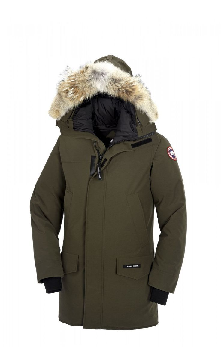 Canada Goose neve Mantra Parka Red Man