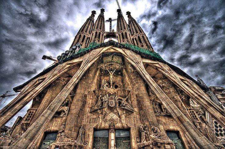 Sagrada Familia, Barcelona | Photography by ©vgm8383
