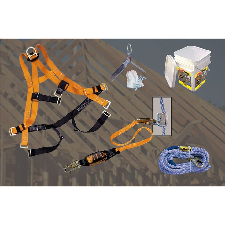 steep roof safety equipment