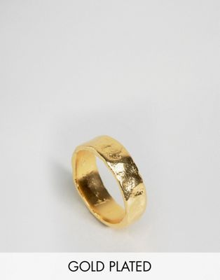 Ottoman Hands | Ottoman Hands Simple Gold Ring