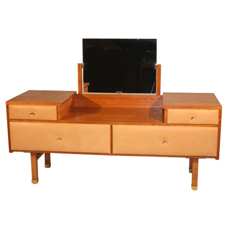 Roger landault coiffeuse mid century modern pinterest dressing tables and dressings - Modern bathroom dressing table ...