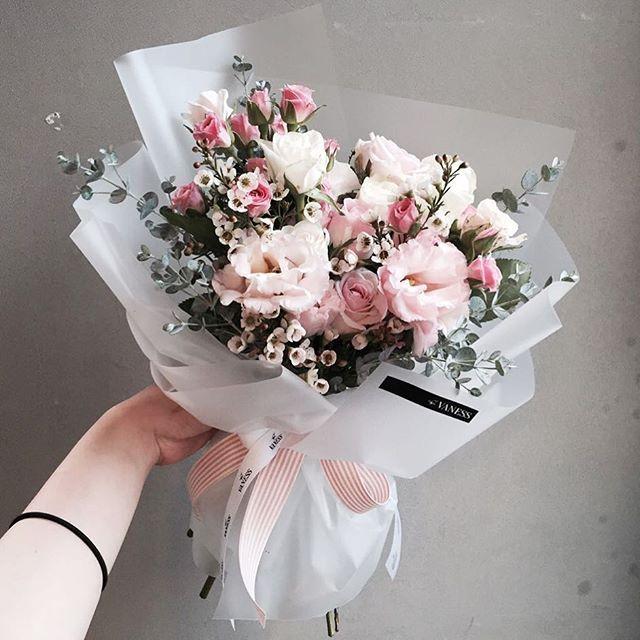 Korean Wedding Flowers: 255 Best Images About FLOWER☆Vaness Bouquet On Pinterest