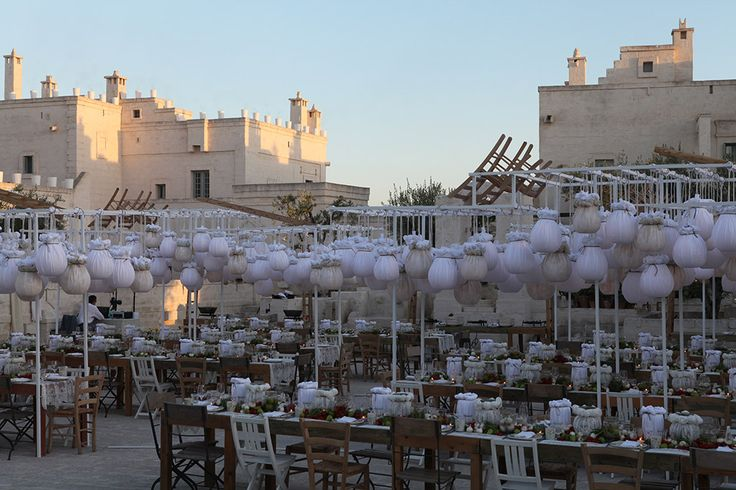 There's nowhere else like Borgo Egnazia. Host your wedding for an experience…
