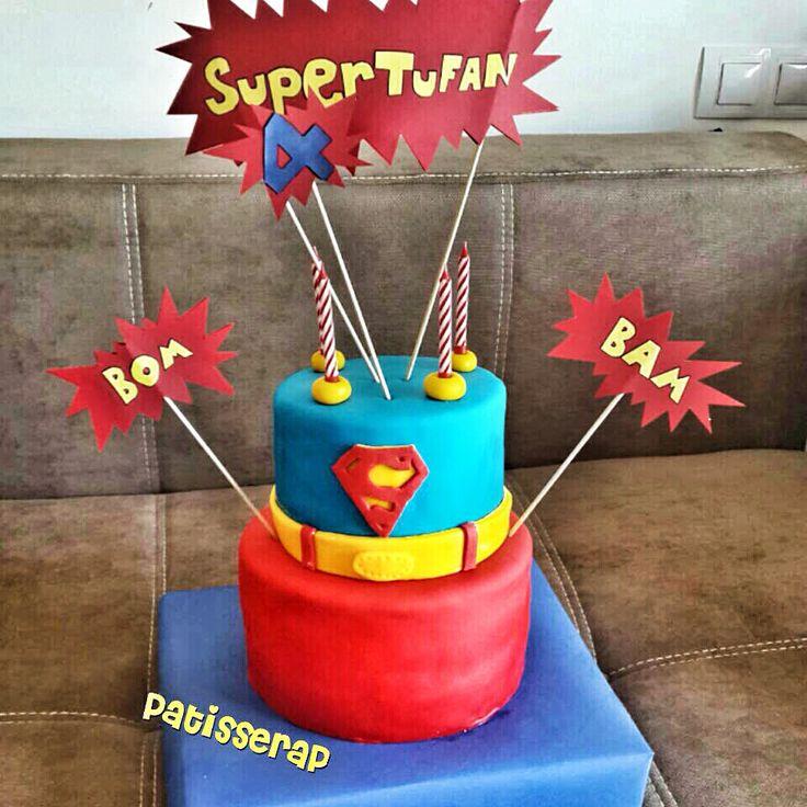 My favorite... Supermancake