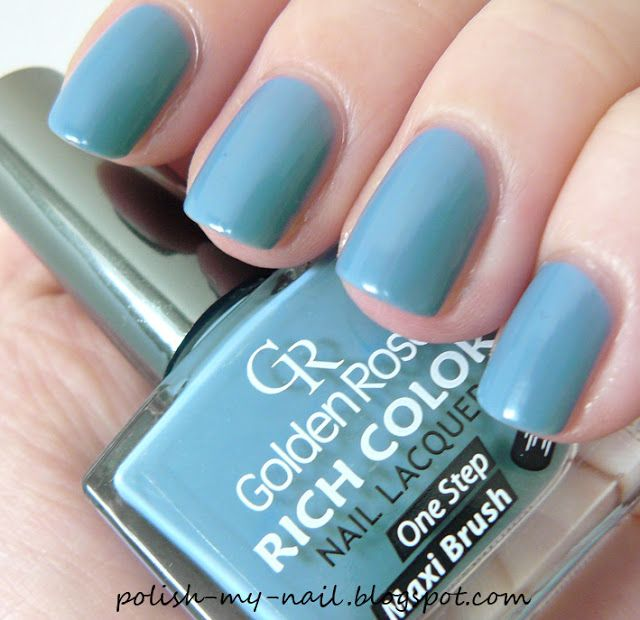 Golden Rose Rich Color 15 - nail polish swatch