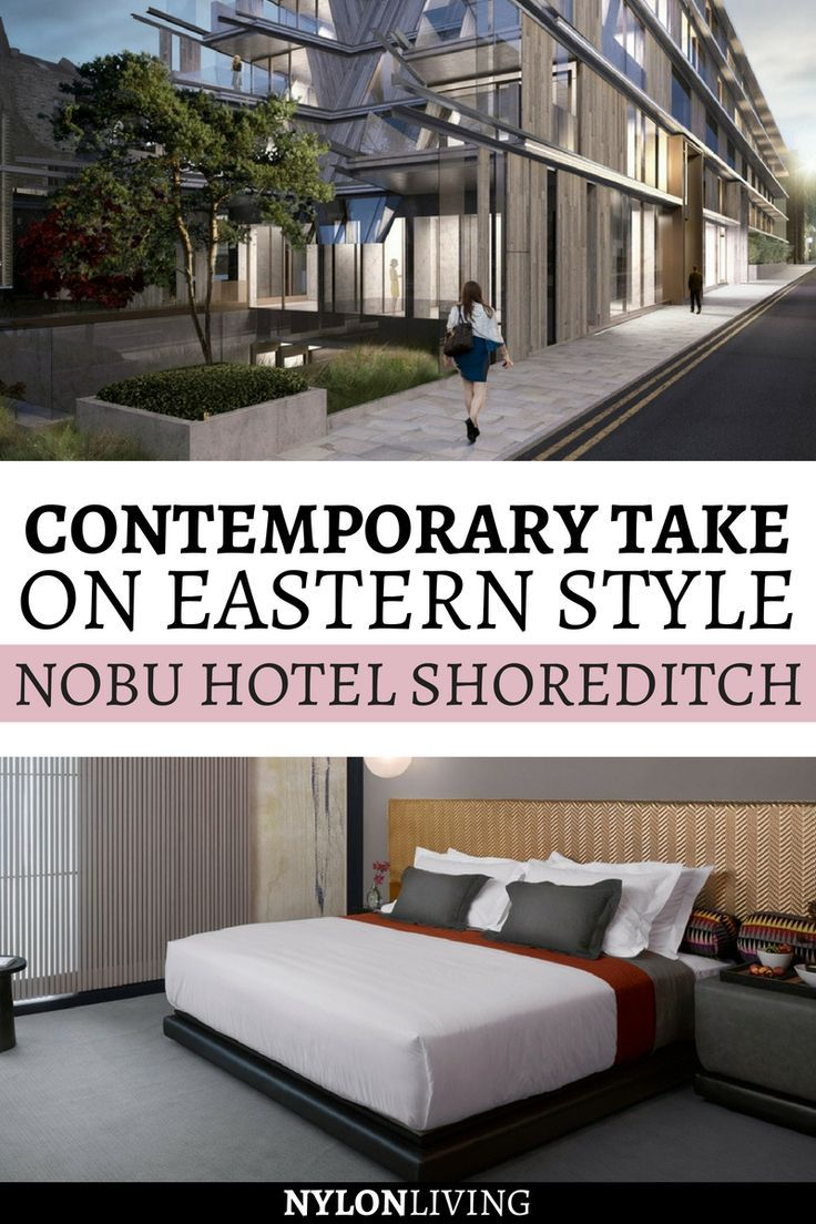 Nobu Hotel Shoreditch: Hotel, European Hotel, London Tours