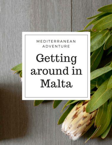 Traveling to Malta