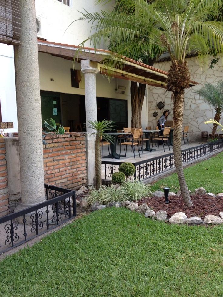 Jardines casas hermosas pinterest jardines terrazas Decoraciones para jardines de casas