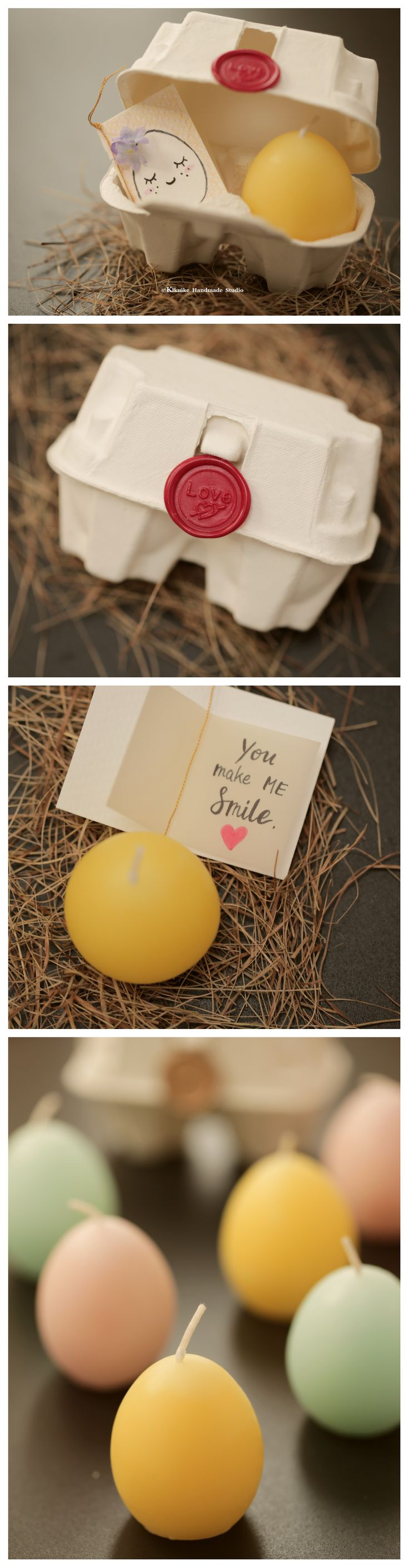 Handmade Egg Candle Matchbox card, candle Gift Box, Miniatures matchbox card, Valentine's Gift, cheer up box, Funny Love Card,Gift for her/him,Girlfri…