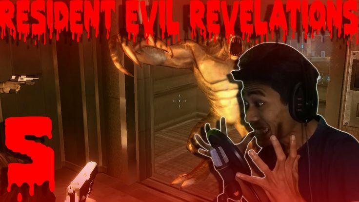 Resident Evil Revelations - Campaign Episode 3 Ghosts Veltro -  (5) Kodo...