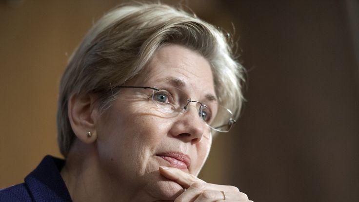 A Bank CEO Said Elizabeth Warren Doesn't Understand Wall Street. Her Response Was Perfect.   ThinkProgress