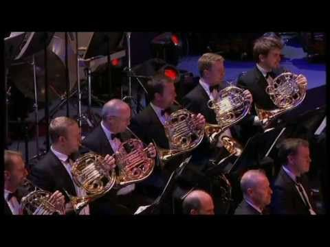 1959 Ben-Hur theme performed live by the John Wilson Orchestra - 2013 BB...