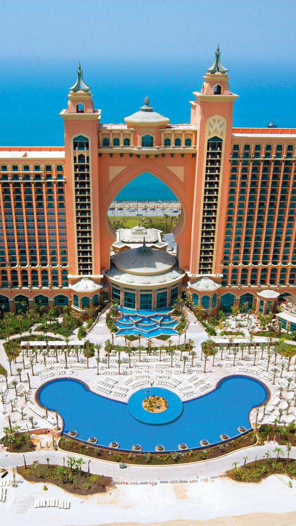 #Atlantis_The_Palm_Hotel & #Resort in  #Dubai - #UAE http://en.directrooms.com/hotels/info/3-17-87-14127/