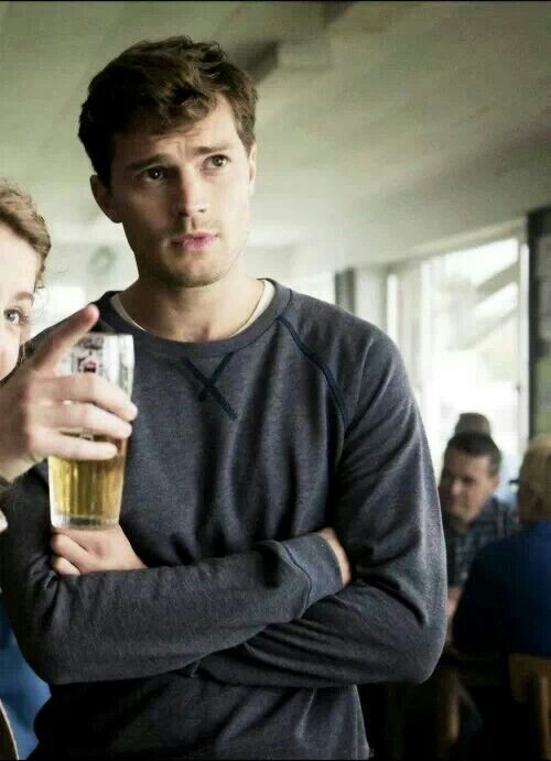 《 50 sfumature di grigio | Fifty Shades of Grey | Christian Grey | Jamie Dornan.  》