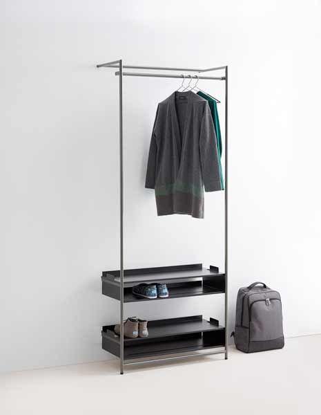 die besten 25 schuhablage ideen auf pinterest. Black Bedroom Furniture Sets. Home Design Ideas