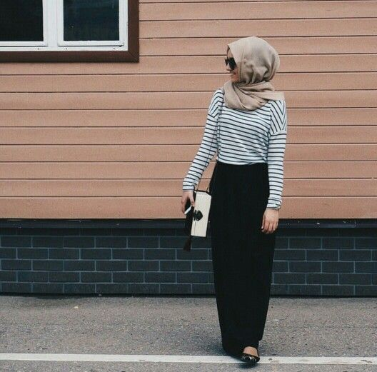 Daily hijab outfit