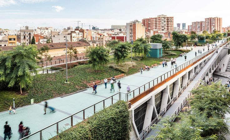 Barcelona brings a bucolic bent to its cityscape | Wallpaper*