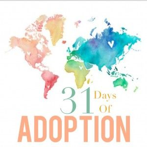 A Starting Place  { 31 Days of Adoption : Day 1}