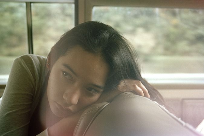 musuheki:  Mona Matsuoka (松岡モナ) shot by takeshi hanzawa