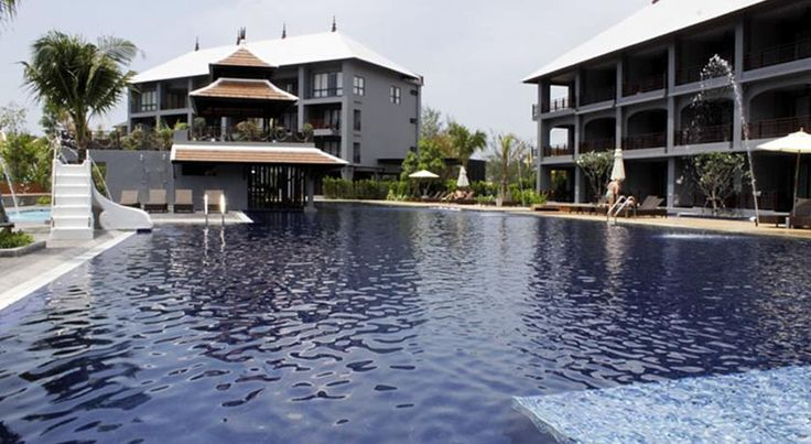 Aonang Nagapura Resort & Spa Ao Nang Beach Surrounded by lush gardens, Nagapura Spa Resort offers elegant accommodation just 400 metres from Ao Nang Beach. Its contemporary rooms have air conditioning and some offer private pools.