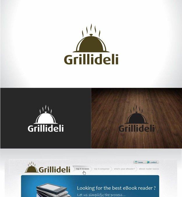 Grillideli delicious logo contest by zidaniat 99