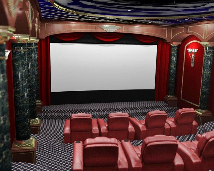 Interior : Great Designs Of Home Theatre Setup Ideas   Fabulous Home .
