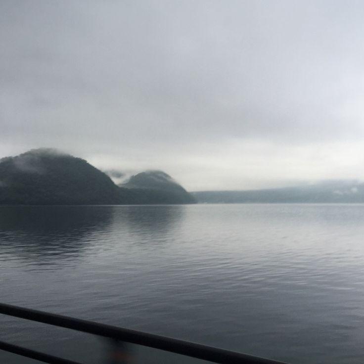 Lake Shikotsu, Chitose, Hokkaido