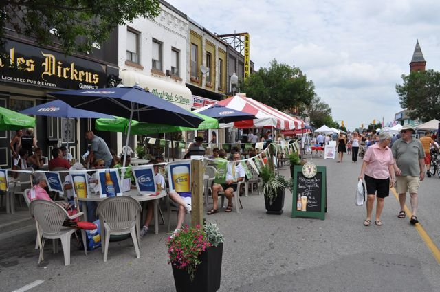 Woodstock, Ontario 2014 Events ~ Summer Streetfest  August 7 - August 10, 2014 ~ Bikes & Blues Saturday, August 9, 2014 ~ The Annual StreetFest Cruise Sunday, August 10, 2014 ~