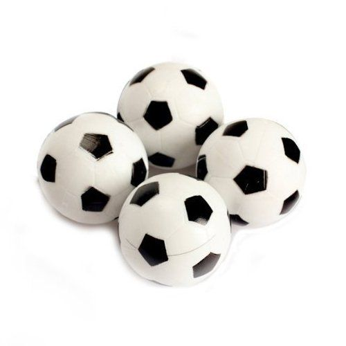 Foosball Tables for Kids - Table Foosball  TOOGOOR 10pcs 32mm Plastic Soccer Table Foosball Ball Football -- Learn more by visiting the image link.