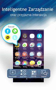 C Launcher – Motywy, Tapety – miniaturka zrzutu ekranu