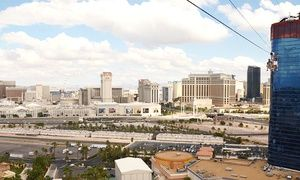 Groupon - $ 44 for VIP Ride Package for Two at VooDoo Zipline at the Rio Las Vegas ($74 Value)  in Las Vegas. Groupon deal price: $44
