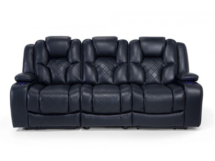 Gladiator Dual Power Reclining Sofa Reclining Sofa Sofa
