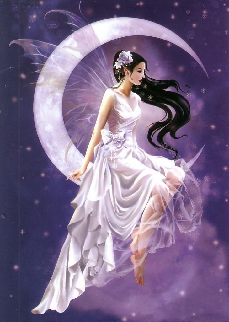 "Nene Thomas Fairy Art | Nene Thomas ""Terre de mythe"""