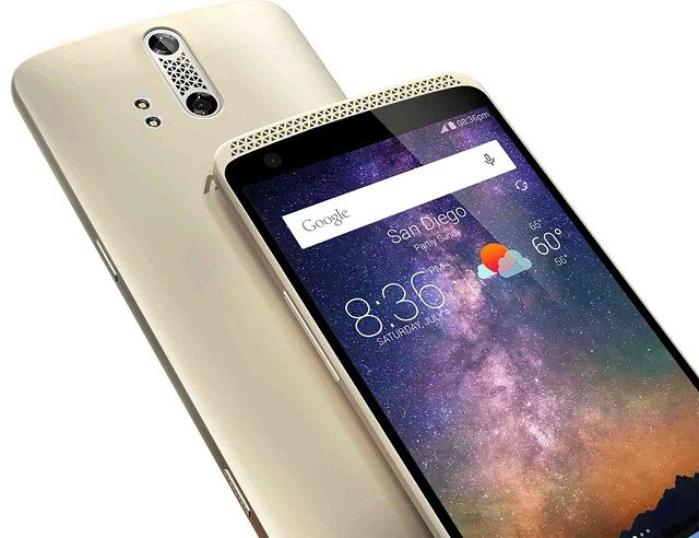 ZTE Zmax Pro Will Hit The Market With Finger Print Scanner Smart phone