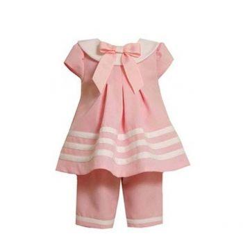 Doar pentru ocazii speciale, set rochita si pantalonasi #bonniejean #kidsplaza #botez