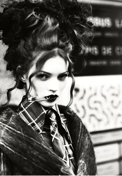 Since the early 1970's Vivienne Westwood (born Vivienne Isabel Swire on 8 April 1941 in the village of Tintwistle, Derbyshire) creates things that cannot be seen only in fashion terms.