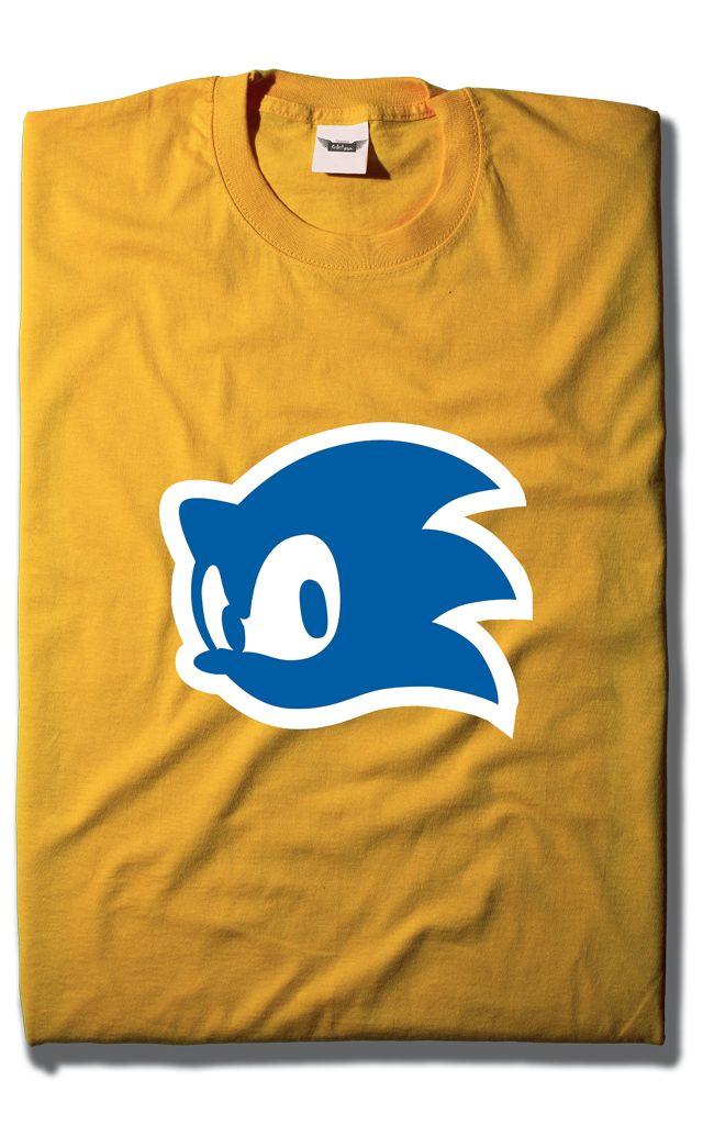 Camiseta Sonic V1