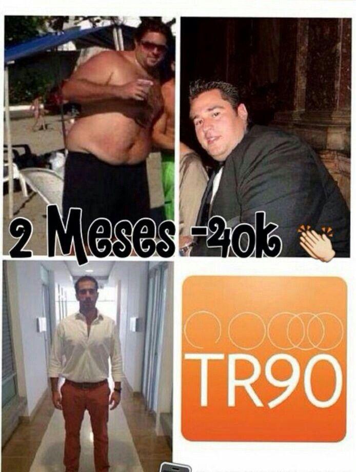 TR90 rediseña tu cuerpo de manera natural.